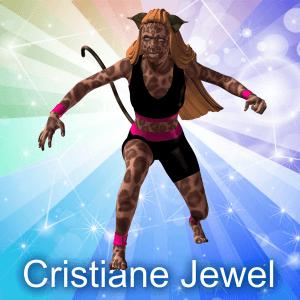 cristiane jewel